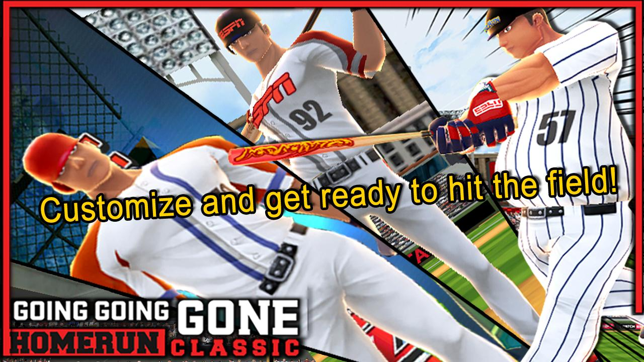 Going Going Gone: HR Classic- screenshot