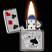 Poker Lighter Live Wallpaper