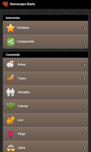 Horoscopo Diario