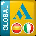 Spagnolo-Italiano Dizionario logo