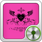 GO Locker Black-Pink Theme