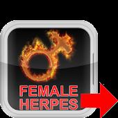 Female Herpes