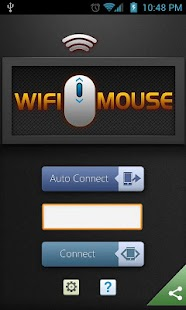 WiFi Mouse HD- screenshot thumbnail