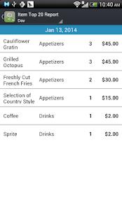 Restaurant POS (Paid) - screenshot thumbnail
