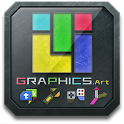 Graphics Art GO Launcher Theme icon