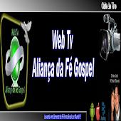 Web Tv Aliança da Fé Gospel