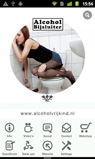 Alcoholbijsluiter