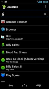 Quickdroid Search- screenshot thumbnail