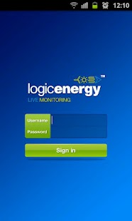 Live Monitoring Logic Energy- screenshot thumbnail