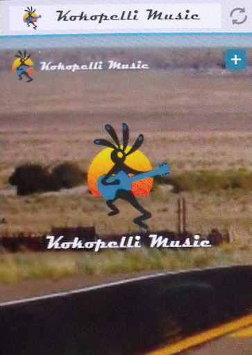 Kokopelli Music App
