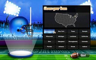 Screenshot of Button Football
