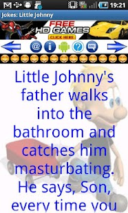 Little Johnny Jokes - screenshot thumbnail