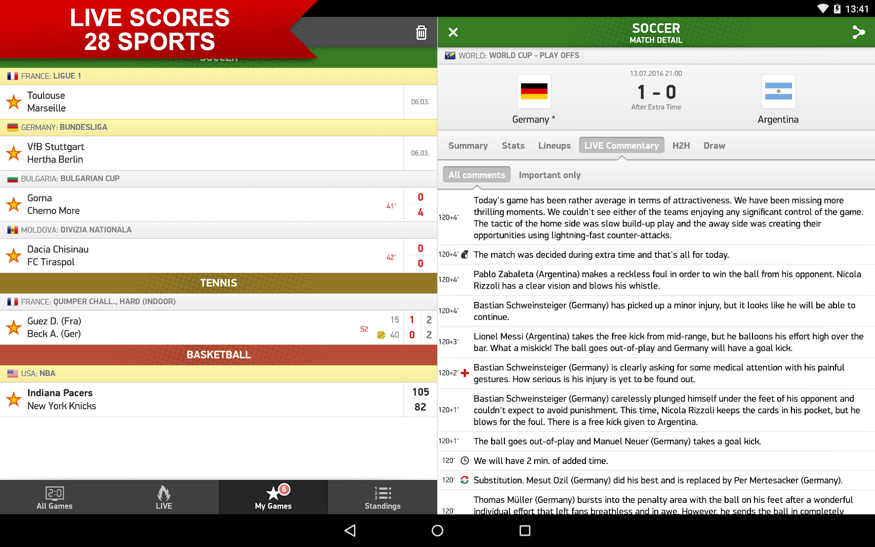 free download flashscore