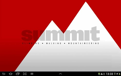 Summit Magazine- screenshot thumbnail