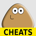 Pou Game Cheats icon