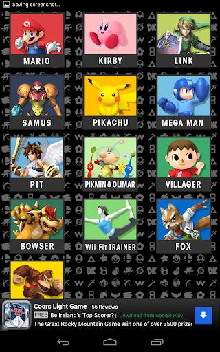 Smash Bros. Daily Screenshot