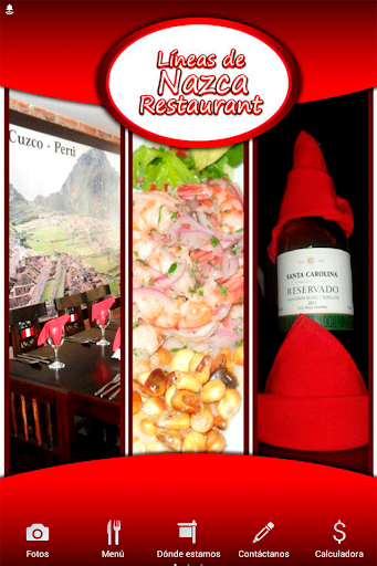 Restaurante Líneas de Nazca