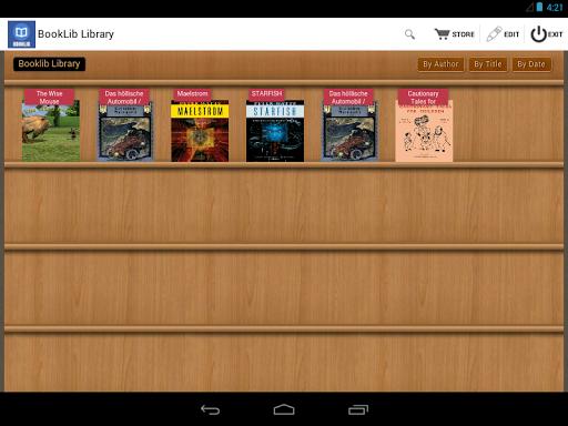BookLib Reader