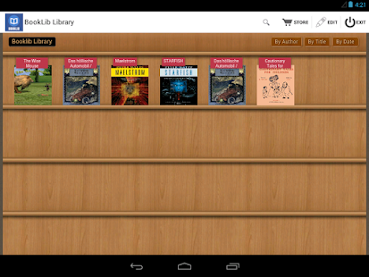BookLib Reader - screenshot thumbnail