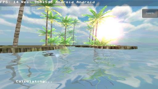 Madagascar 3D ★ Benchmark