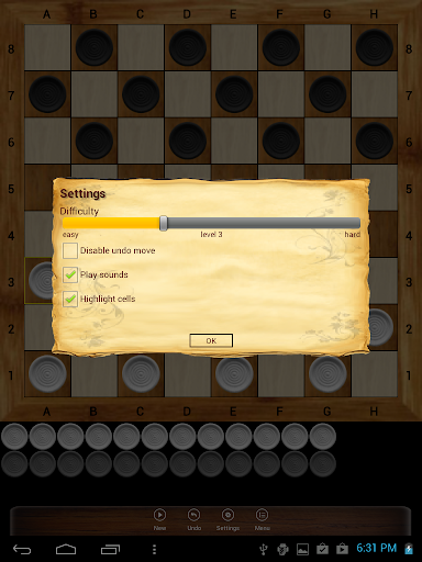 Russian checkers - Shashki 9.8.0 screenshots 14