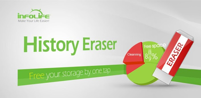 History Eraser Pro v4.0.2 for Android