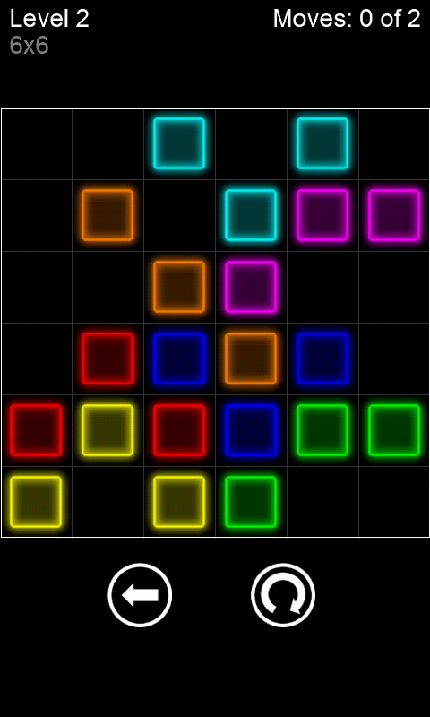 Glozzle - Puzzle Game - screenshot
