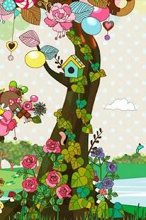 sweet tree LWallpaper[FL ver.] - screenshot thumbnail
