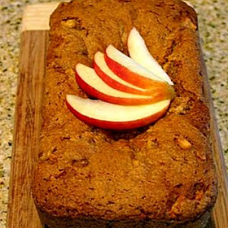 Apple Bread With Fresh Apples Recipes.