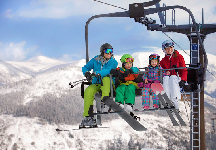 The Czech Republic has a number of ski resorts popular with — and welcoming to — both novice and accomplished skiers.