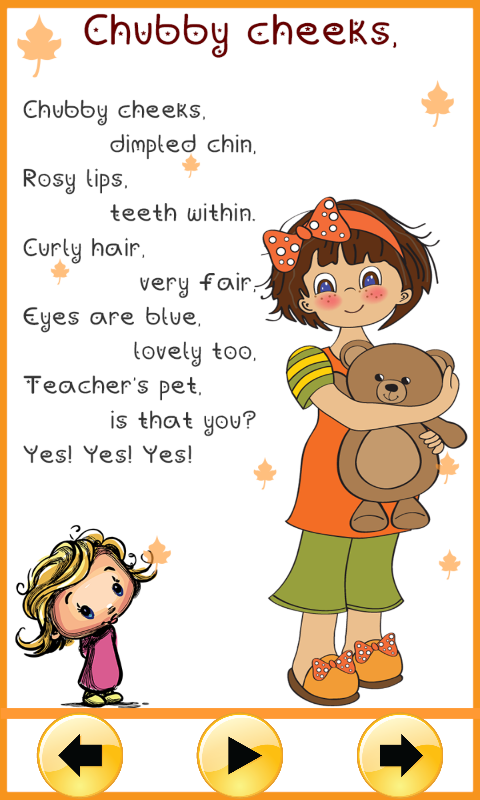 Baby Nursery Rhymes 1 Android Apps P 229 Google Play