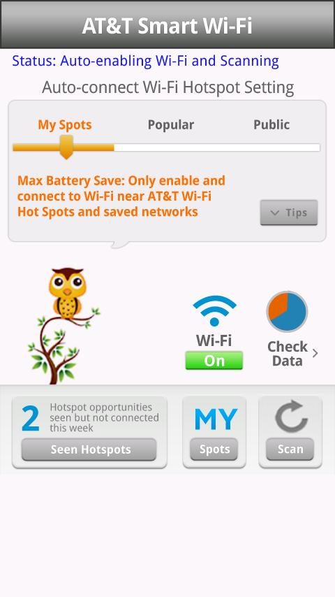 AT&T Smart Wi-Fi - screenshot