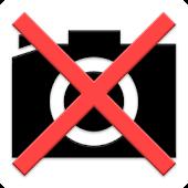 DisableCamera 端末管理機能でカメラを無効化