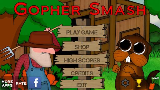 Gopher Smash