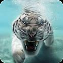 Tiger Live Wallpaper Free(PRO) icon