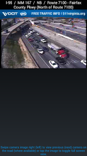 VDOT 511 Virginia Traffic- screenshot thumbnail