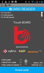 BCARD Reader
