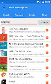 gReader | Feedly | News | RSS Screenshot 6