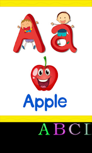 ABC for kids- screenshot thumbnail