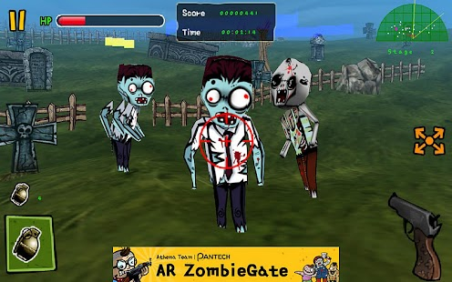 ZombieGate screenshot