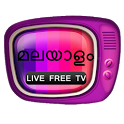 Malayalam Live Free TV icon