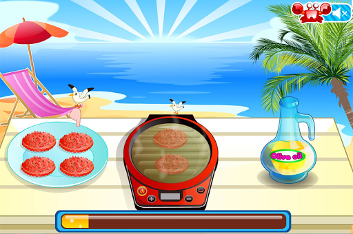 Mini Burgers, Cooking Games 2.0.9 screenshots 15