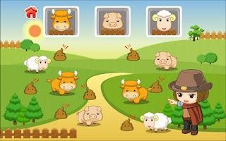 Screenshot of Kids' Funny World Journey