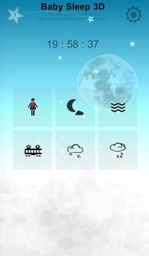 Baby Sleep: Cloud Sky