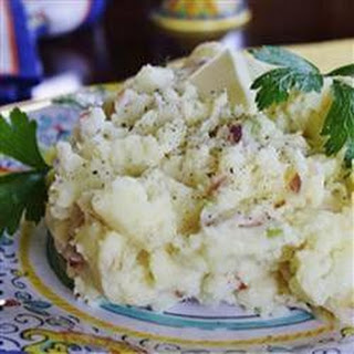 Mashed Potatoes and Buttermilk