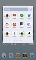 Screenshot of Soft Button dodol theme