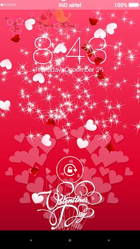 Valentine Yo Locker