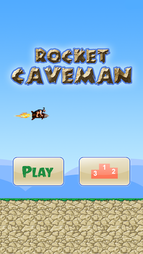 Rocket Caveman