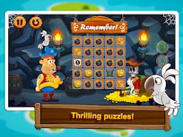 Screenshot of Treasure swirl Ultimate memory
