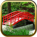 Japanese Garden Puzzle Games icon